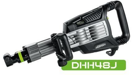 Bontókalapács DHH48J, 1750W, HEX30, STALCO PERFECT