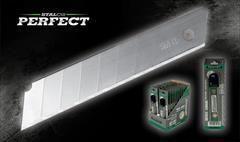 Törhető penge, 18mm, 10db/csom, STALCO PERFECT